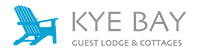 Kye Bay Cottages, Comox Valley, Vancouver Island Logo