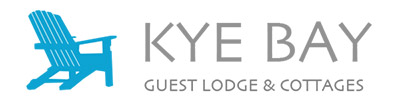 Kye Bay Cottages, Comox Valley, Vancouver Island Sticky Logo